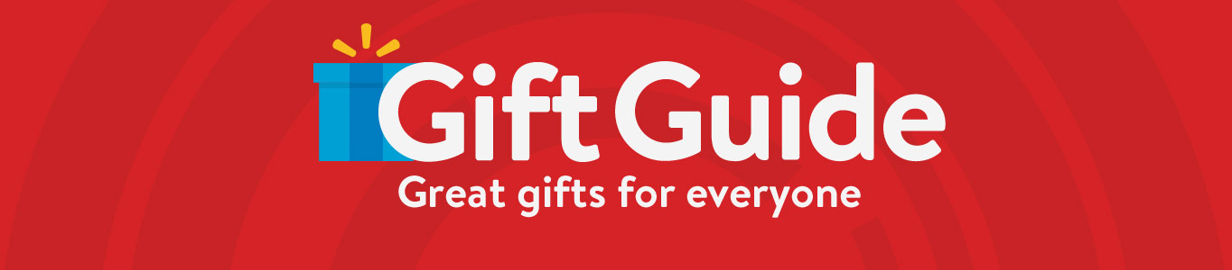 Gift Guide. Great gifts for everyone.