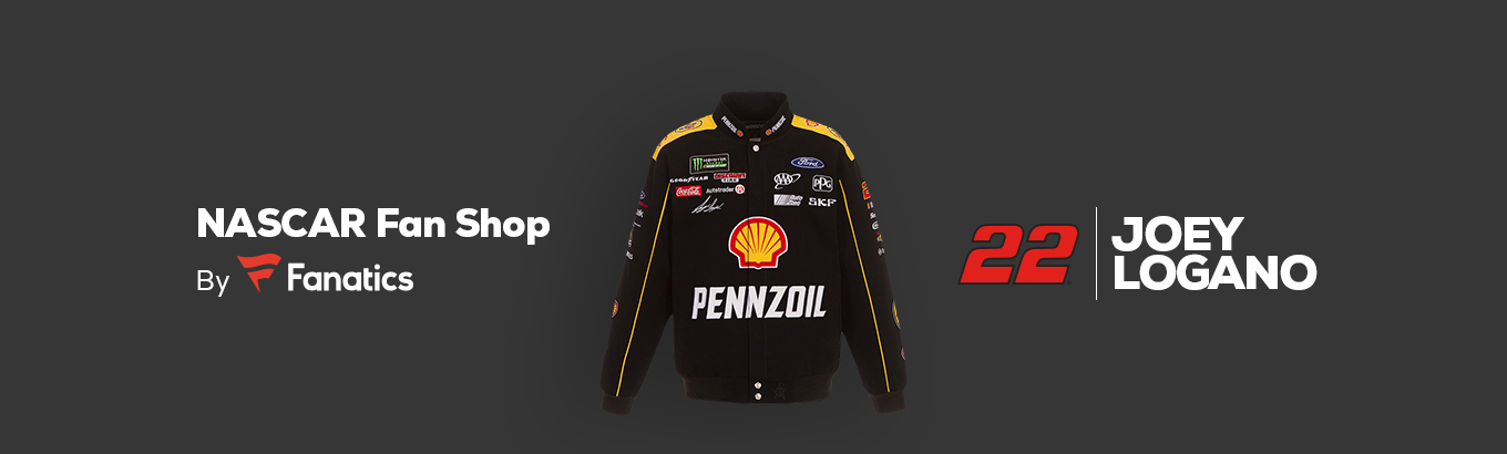 Joey Logano Fan Shop