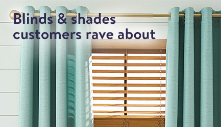 blinds and shades customers rave about