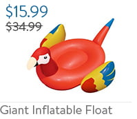 Swimline Giant Inflatable Float
