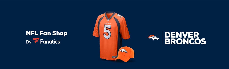 new concept 8a491 06af1 Denver Broncos Team Shop - Walmart.com