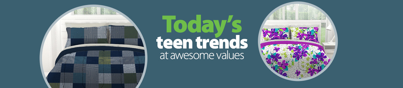 Customer faves for teen rooms