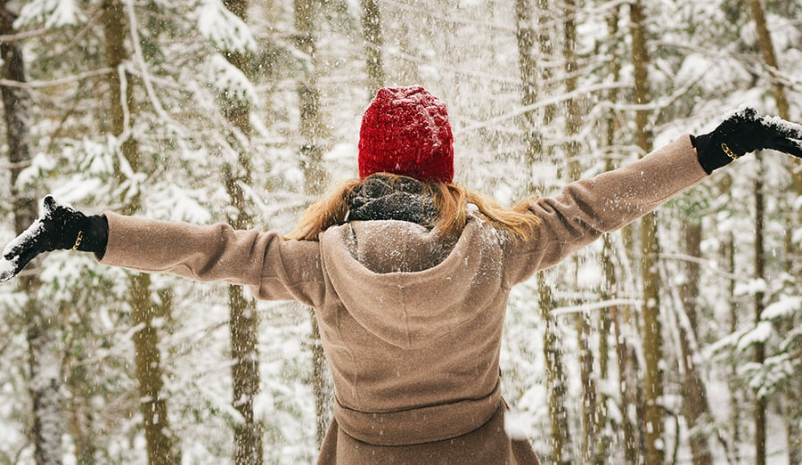 Cure the Winter Blues with These Natural Mood Boosters