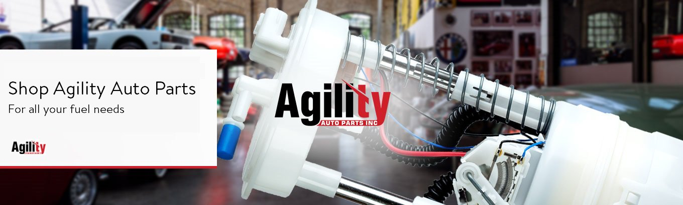 Shop Agility Auto Parts for all your fuel needs.