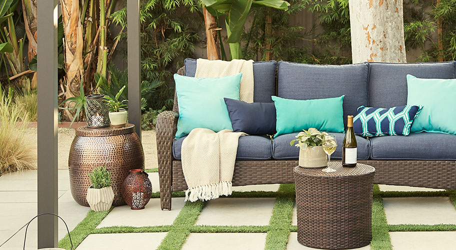 Outdoor Oasis. Itu0027s Easy To Turn Your Patio Into The Paradise Youu0027ve Always