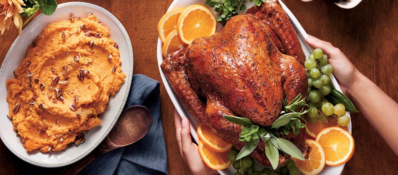Thanksgiving Checklist & Timeline