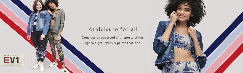 dc6bde0b35 EV1 from Ellen DeGeneres Activewear - Walmart.com