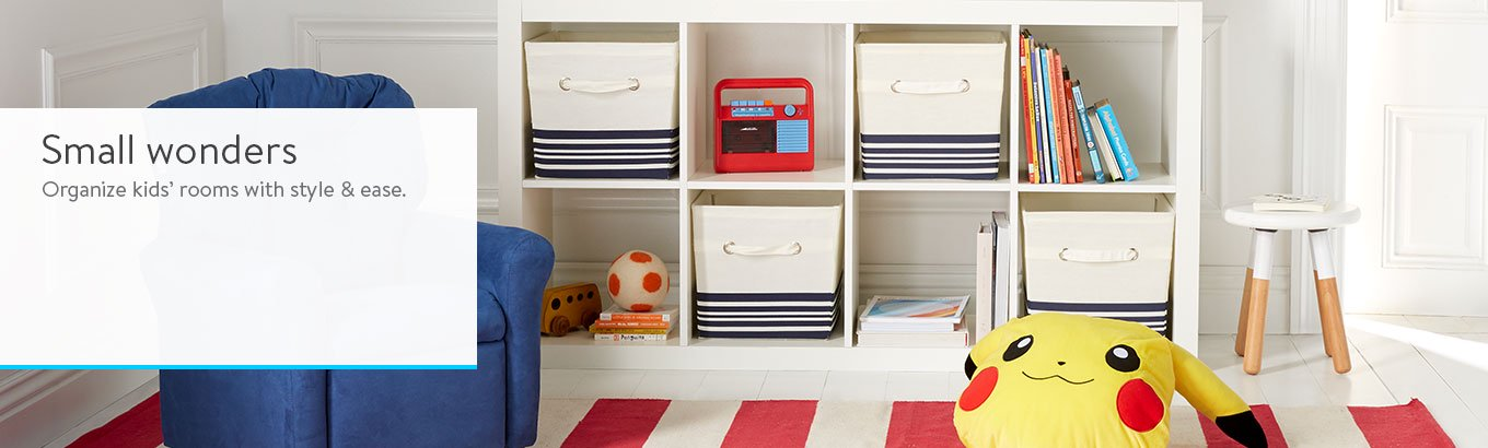 Shop kids' storage