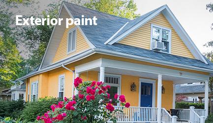 Shop Exterior Paint.
