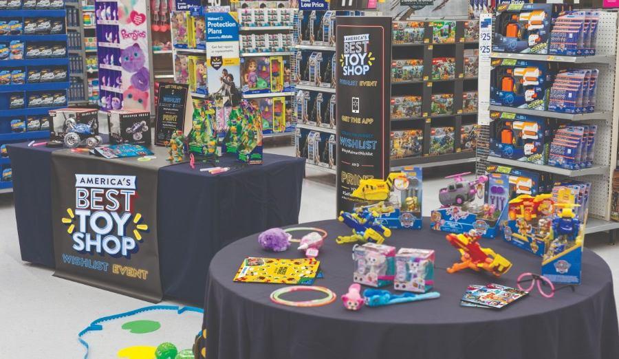 America's Best Toy Shop: Wishlist Event