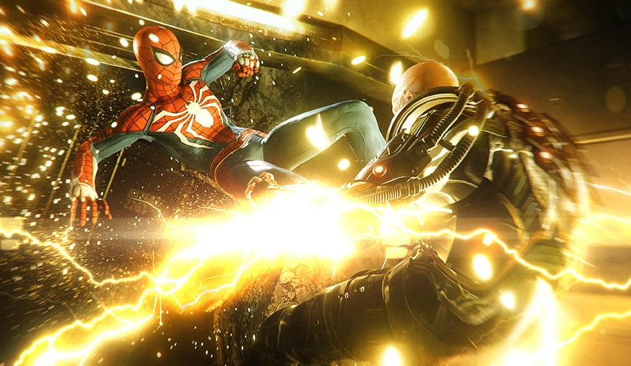 Marvel\'s Spider-Man Reveals a Ton of Classic Villains - Walmart.com