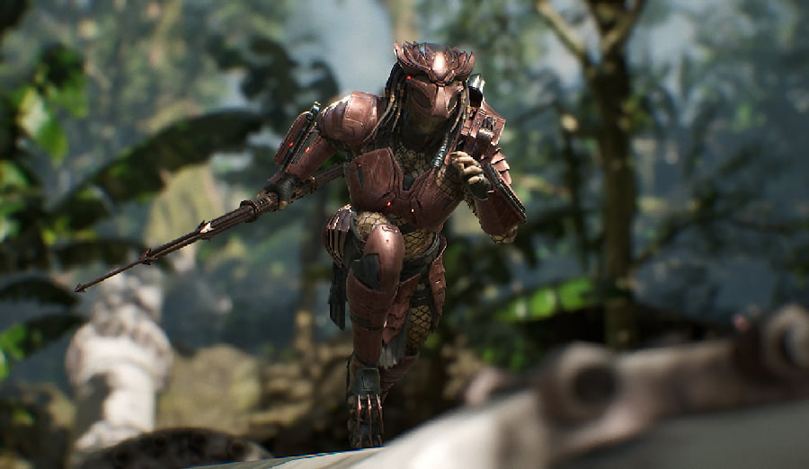 The Hunt is On in Predator: Hunting Grounds