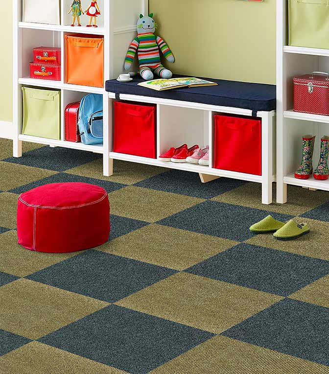 Flooring - Car show floor covering