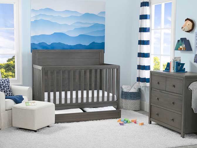 Wanderlust Nursery Collection