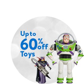 Up to 60% off Toys. Shop Toy Deals