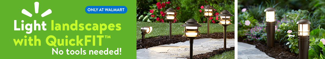 Outdoor LightingOutdoor Lighting   Walmart com. Plug In Track Lighting Walmart. Home Design Ideas