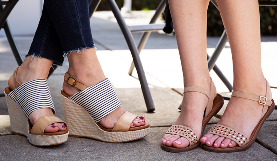 5 Summer Sandals You Can't Live Without