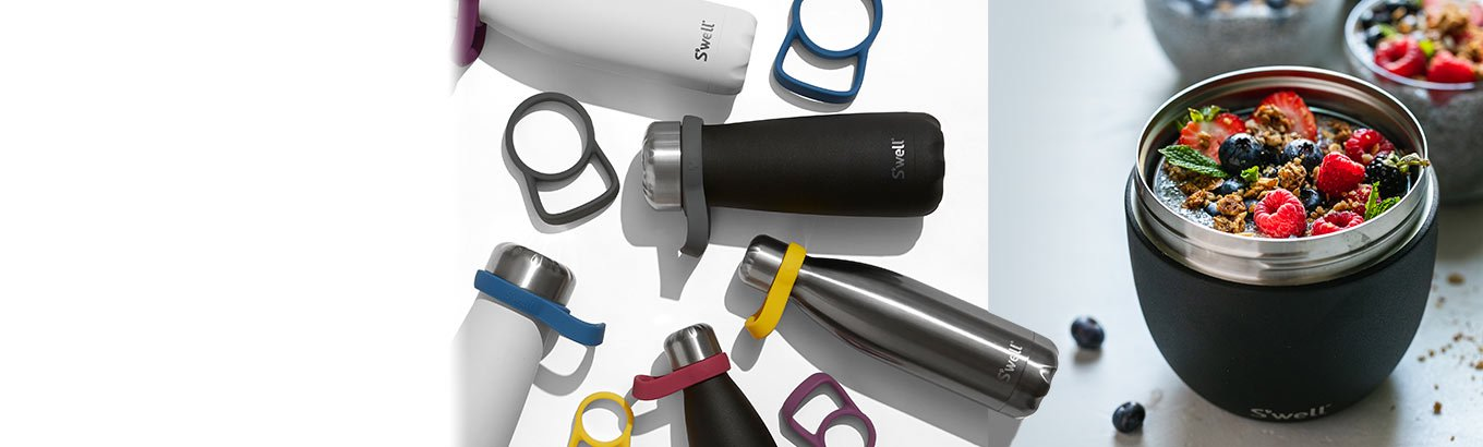 New and trending. Shop S'well. Innovative water bottles, food storage, and more.