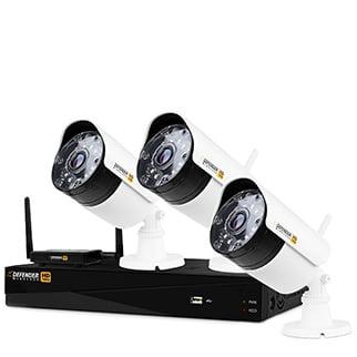 Defender Wireless Cameras