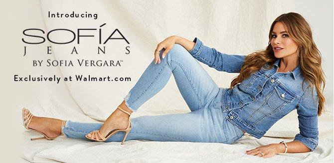 b5fbd0967da Introducing Sofía Jeans by Sofía Vergara. Exclusively at Walmart.com.