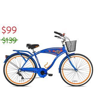 Margaritaville Multi-Speed Cruiser Bike