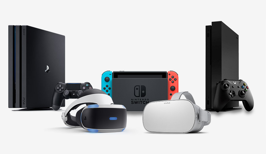 2018 Video Game Gift Guide: Top Consoles, Bundles, and More