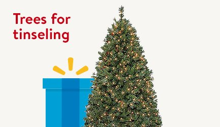 Shop Trees For Tinseling