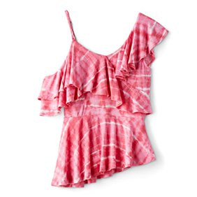 987ca938e2288 New arrivals. Pink tie dye top.