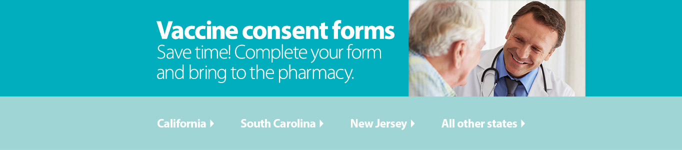 Immunizations Consent Forms