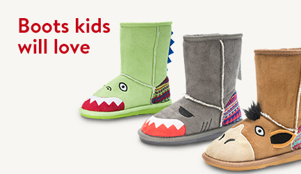 Boots kids will love