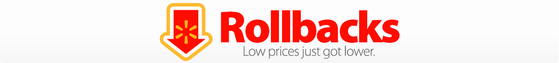 Rollbacks Shelf Banner