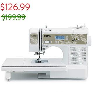 Brother 130-Stitch Sewing Machine