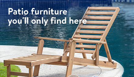 Patio Furniture Youll Only Find Here