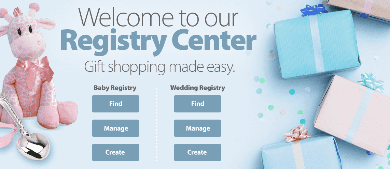 Wedding Gift Card Registry: Gifts & Registry