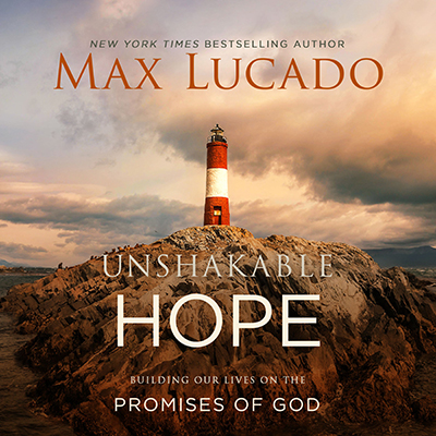 Book cover for Unshakable Hope