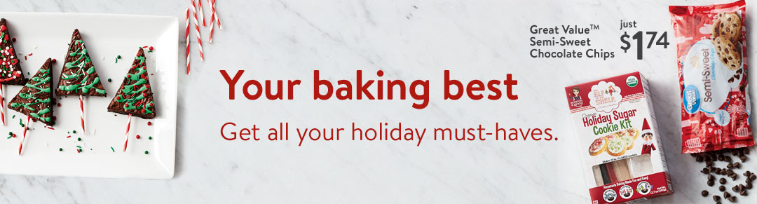 Get All Your Holiday Baking Must Haves