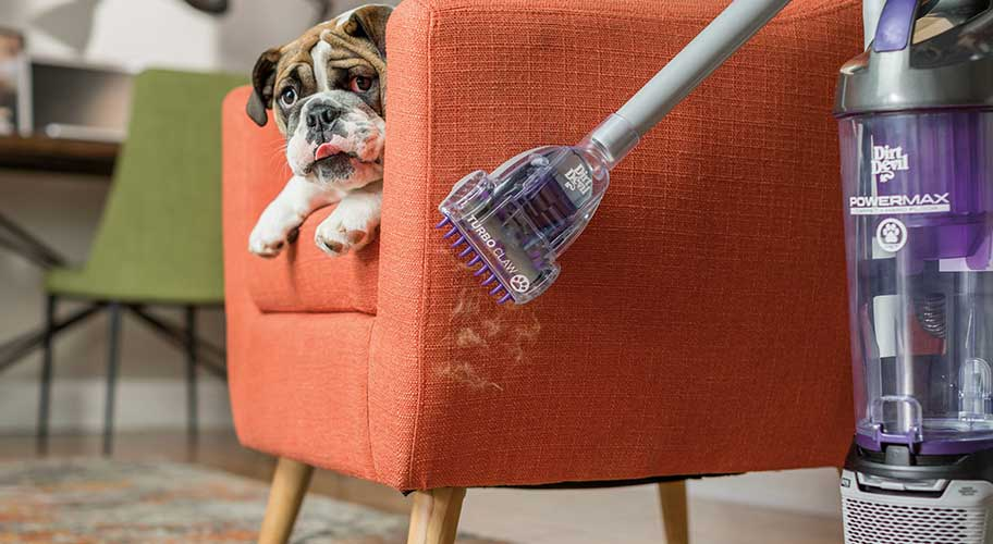 Top pet vacuums. You love your furry friends, but sometimes there's just a little too much fur! Tackle shedding, muddy paw prints, & other accidents with one of these versatile options that can handle any mess.