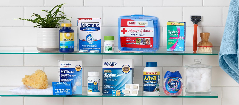 Medicine Cabinet - Walmart.com