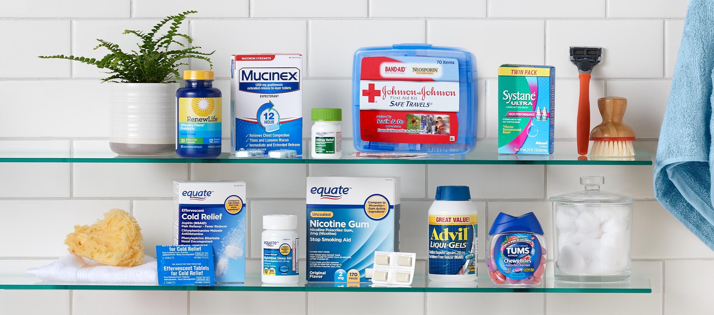 Medicine Cabinet Walmart Com