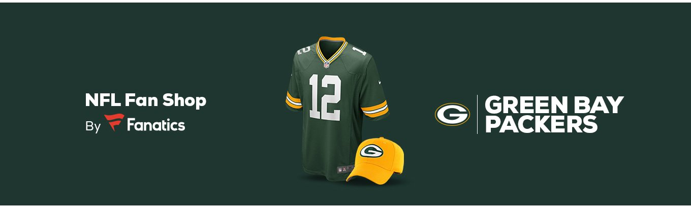 0abc81482 Green Bay Packers Team Shop - Walmart.com