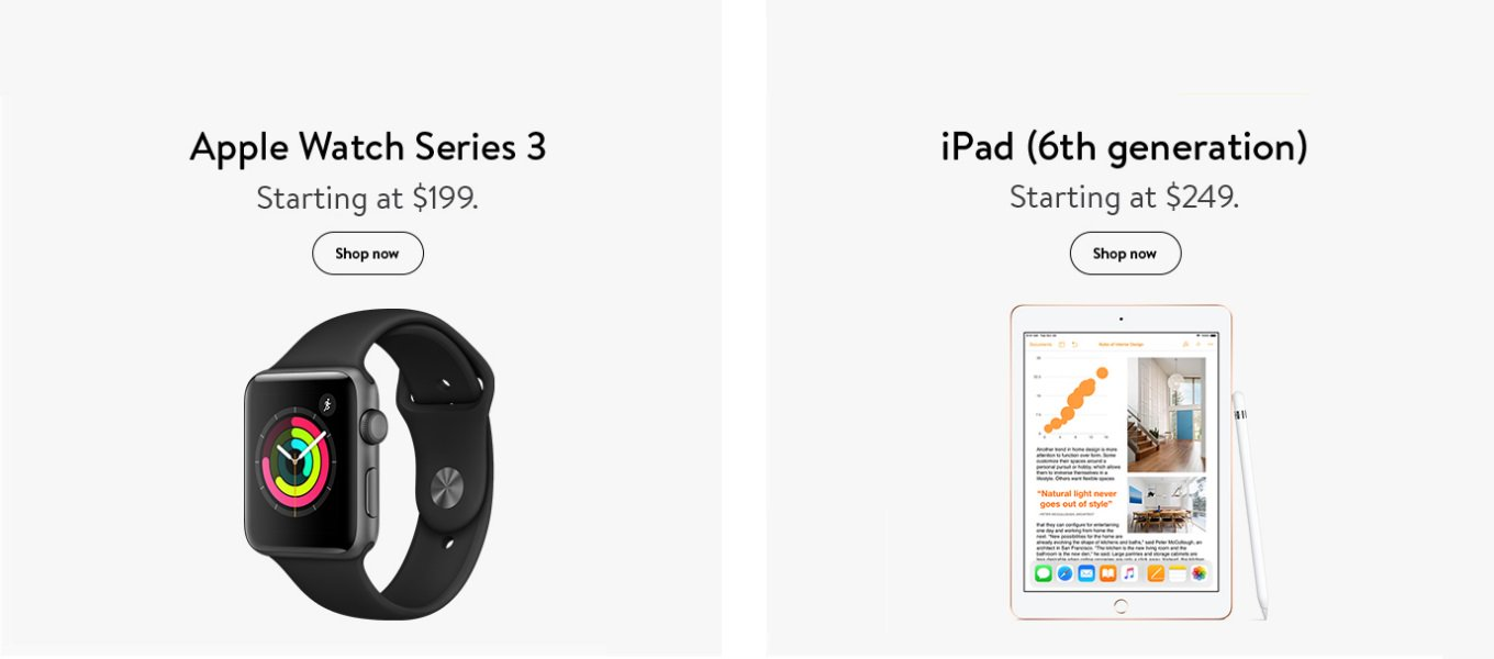 1e98483ae9d Shop Apple Watch Series 3   iPad 6th generation at unbeatable prices.