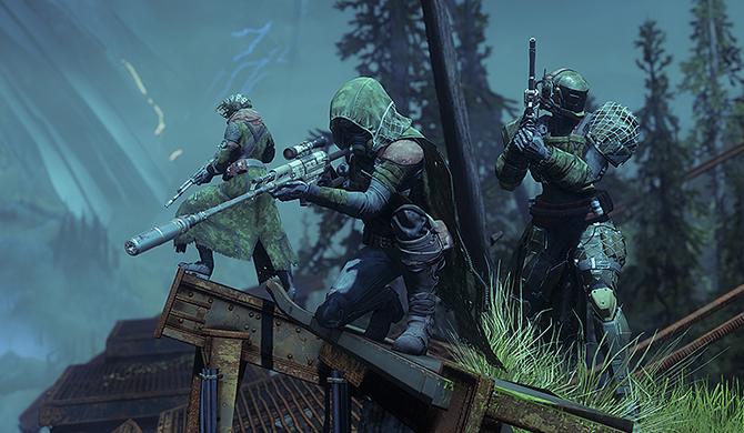Activision Reveals Launch Timing, Companion App for Destiny