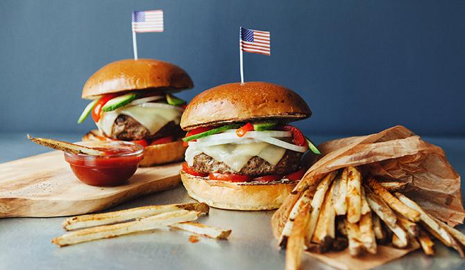 So Cheesy: 5 Ooey Gooey Cheeseburger Ideas