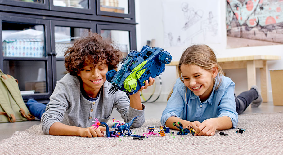 New From LEGO Get Ready For Even Bricker Adventures Building Sets THE