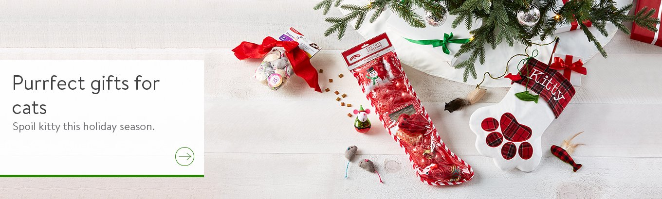 Shop Gifts for Cats!