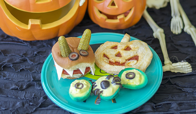 3 Spooky & Savory Halloween Dishes
