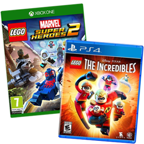 Shop All Lego Video Games