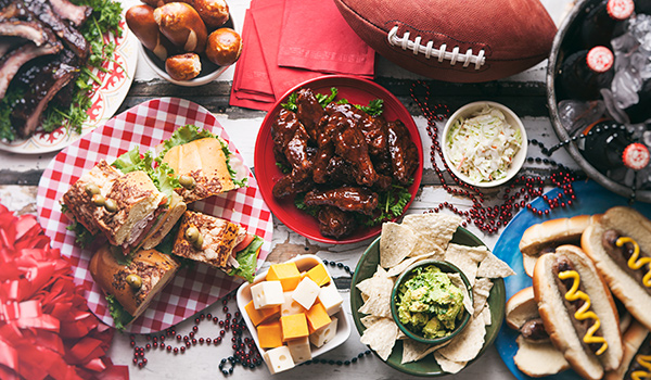 Battle of the top 10 Game Day Recipes: Old Faves vs. New Classics