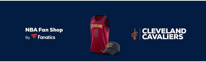 newest 4a928 747ac Cleveland Cavaliers Team Shop - Walmart.com