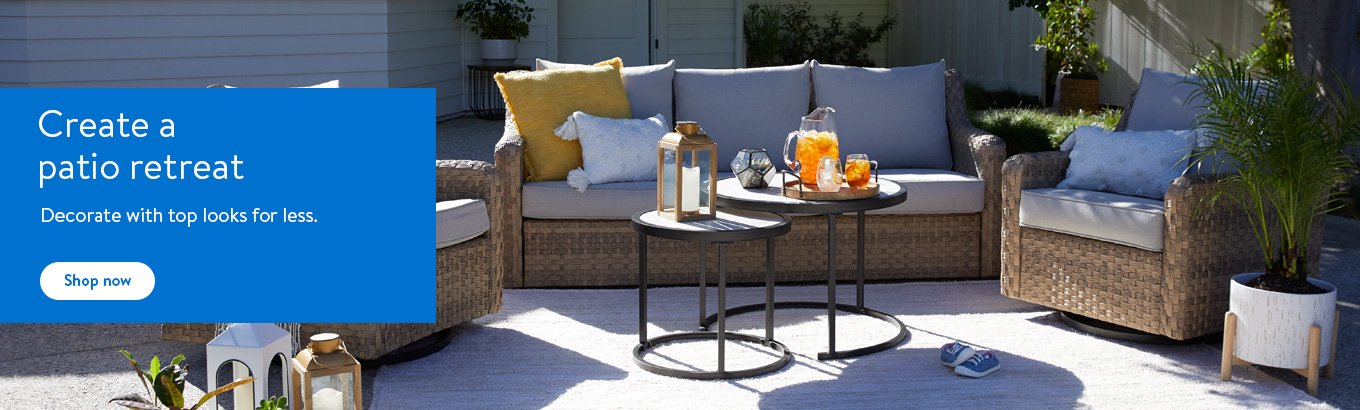 Outdoor Dining Furniture Walmart Com
